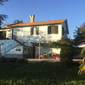 Villa Regina in Le Marche