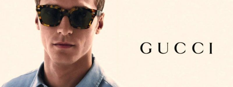 Gucci zonnebril die kan kopen bij de gucci outlet