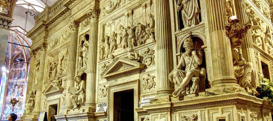 Resti Santa Maria Nazareth Basilica