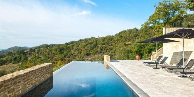 Betaalbaar vakantiehuis huren in Italië met zwembad