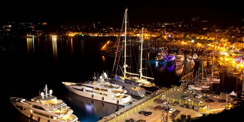 Jachthaven van Porto San Giorgio